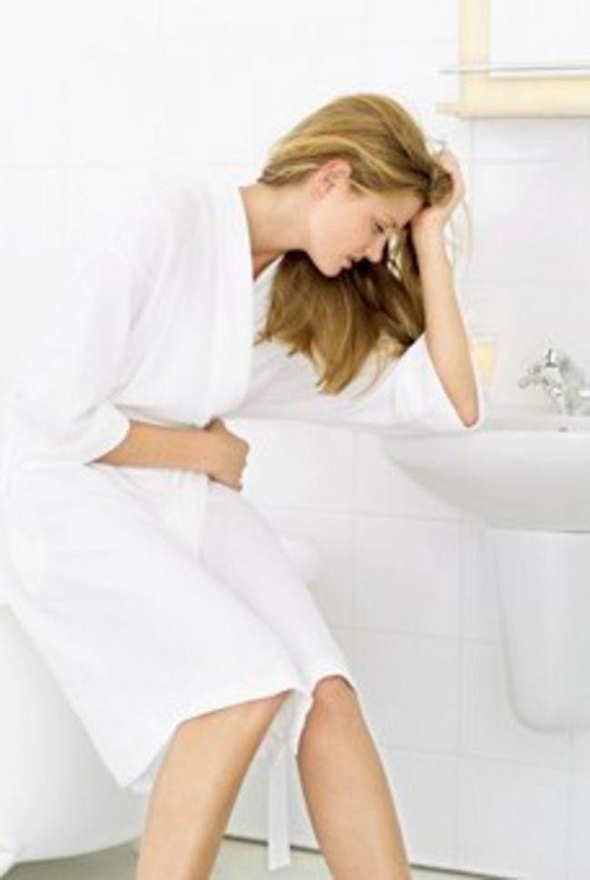 Тошнота, понос и головная боль