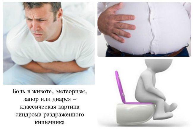 Причины синдрома раздражённого кишечника, психосоматическая на нервной почве и постинфекционная после антибиотиков