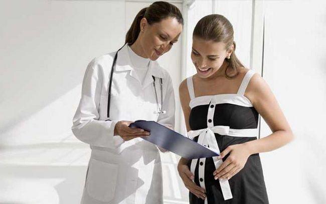 Причины высокого уровня тиреотропина у беременной женщины