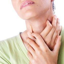 Работа щитовидной железы и лишний вес