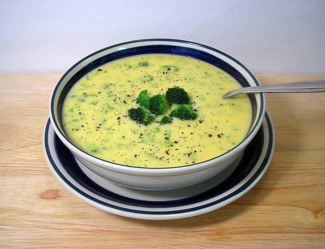 Сирний суп при панкреатиті