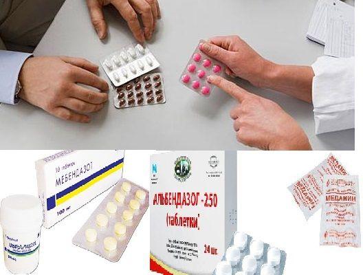 Які таблетки від глистів краще?