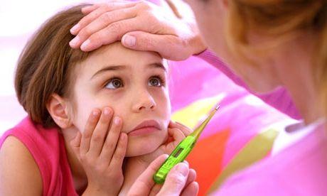 Симптомы хронического и острого бронхит у детей