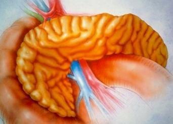 Смерть от панкреатита (смертность, поджелудочная железа)