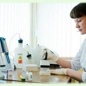Анализ - соскоб на энтеробиоз