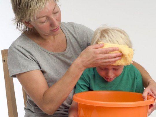 Фуразолідон від діареї у дітей