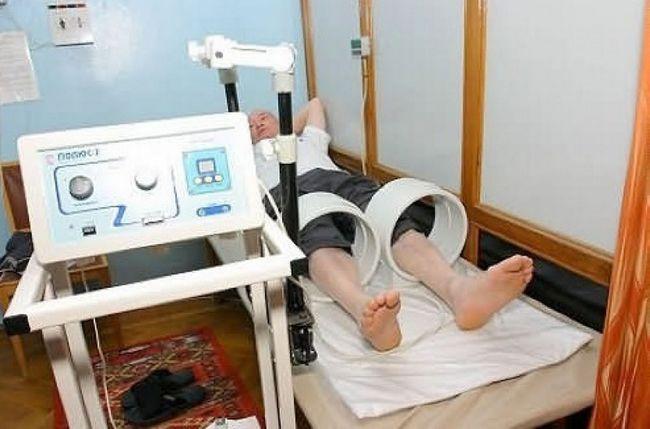 Физиотерапия при панкреатите