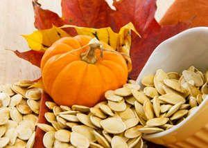 Лікування поліпів гарбузовим насінням