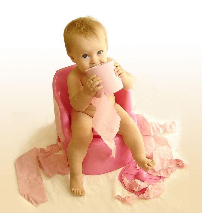 У маленького ребенка понос (жидкий стул, диарея, расстройство желудка)