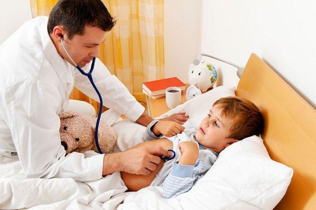 Диагностика панкреатита у детей