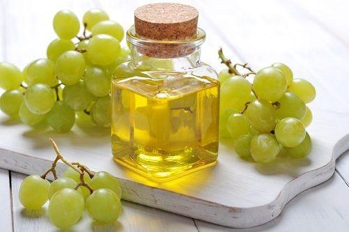 Виноградное масломасло из виноградных косточек
