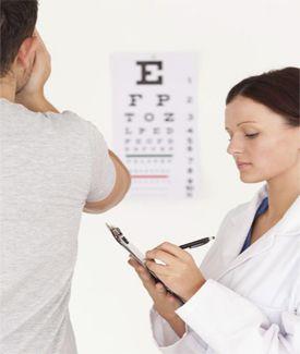 Визометрия глаза — острота зрения