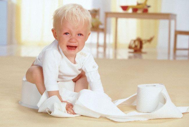 Водянистий пронос у дитини