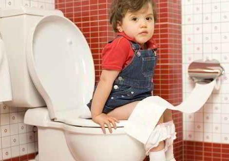 У ребенка водянистый понос